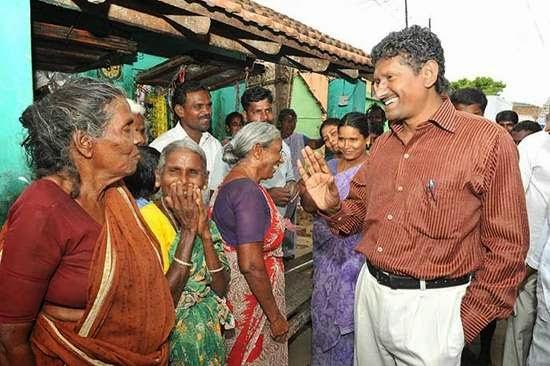 A translated Tamil article about Tamil Nadu IAS officer Sagayam IAS Sahayam IAS