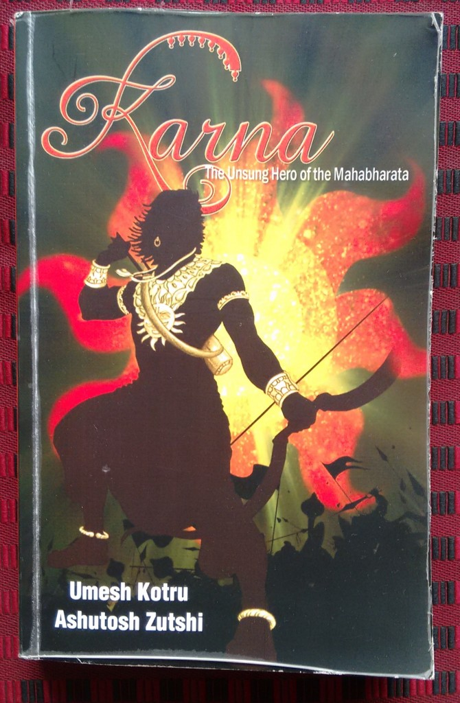 Karna - Front page