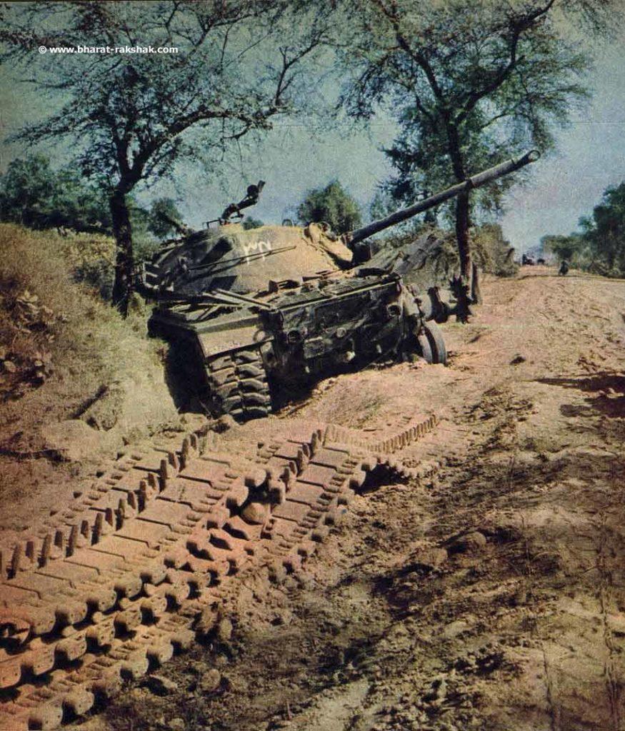 Patton tank Khem Karan