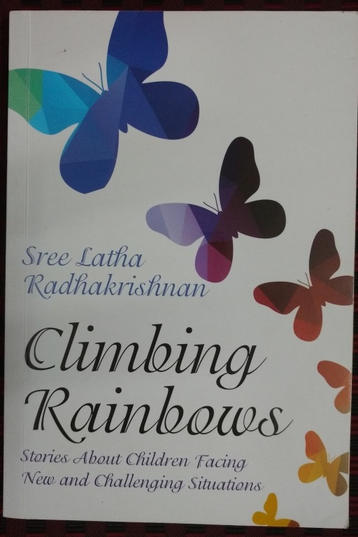 Climbing Rainbows Front