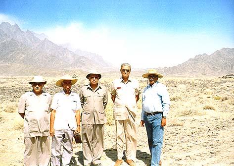 Abdul Qadeer Khan Chagai Hills nuclear test