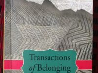 Transactions of Belonging – Jaya Padmanabhan